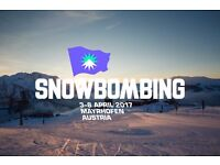 Snowbombing 2017 - 2 tickets with Luxury Accommodation. In Town, Mayrhofen, Austria