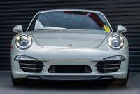 Miniature 2 Voiture Européenne d'occasion Porsche 911 2014