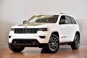 2018 Jeep Grand Cherokee Trailhawk 4X4 CUIR TOIT NAV HITCH
