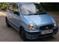 2002 Hyundai Amica Si