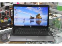 HP 650 2ND GEN Intel Core I3 4GB RAM 320GB HDD Win10 Webcam Laptop 15.6 inch