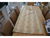 Two pairs of Laura Ashley Curtains