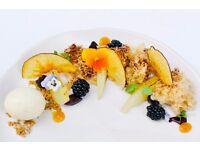 Pastry Sous Chef @ Canto Corvino Spitalfields