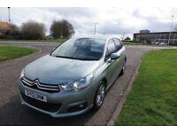 CITROEN C4 1.6 VTR PLUS HDI 2012,Alloys,Air Con,Cruise Control,67mpg £20 Road Tax,Very Tidy Car