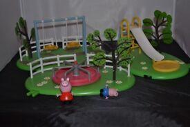 Peppa Pig Playground set
