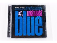 MIDNIGHT BLUE CD - KENNY BURRED WITH STANLEY TURRENTINE/MAJOR HOLLEY JR/BILL ENGLISH/RAY BARRETTO