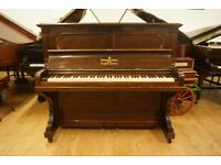 Steinway & Sons antique model E upright piano - Tuned & delivery available