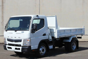 Fuso Canter 815 Wide  Tipper Rocklea Brisbane South West Preview