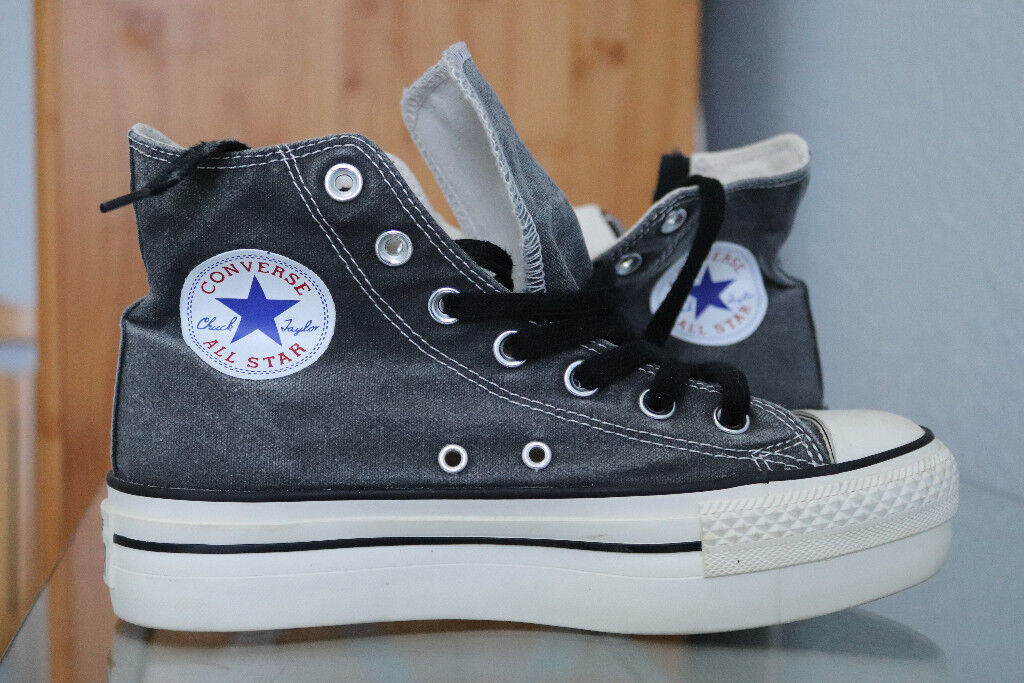 converse trainers edinburgh
