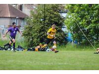 Football Trials - Intermediate Amateur - VEO Filming / FA Coaches - Great Socials