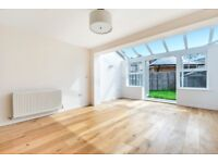 Beautifully presented three bedroom terrace house for rent on Mackintosh Street in Bromley
