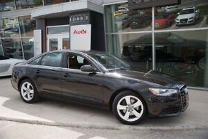 2013 Audi A6 2.0T quattro | Homelink