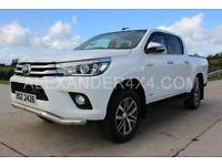 2017 Toyota Hilux 2.4 D 4D Invincible Manual