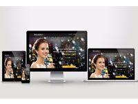 London Web design, branding, SEO, start-up agency, from £99
