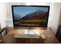 "27"" iMac i7 3.5ghz"