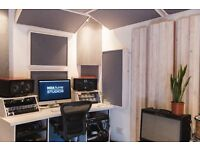 New Build Recording Studio / Music Production / Mixing In London Fields. Great dry hire option!