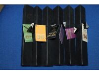 6 Boxes of Stamford Midnight Collection Incense Sticks