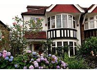 Fantastic double room in pleasant houseshare on Wembley/Harrow border