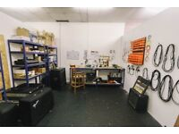 Affordable office/studio space in central Bristol: Pithay Studios B10
