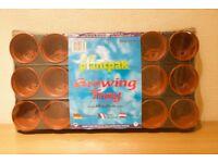 Plantpak growing trays