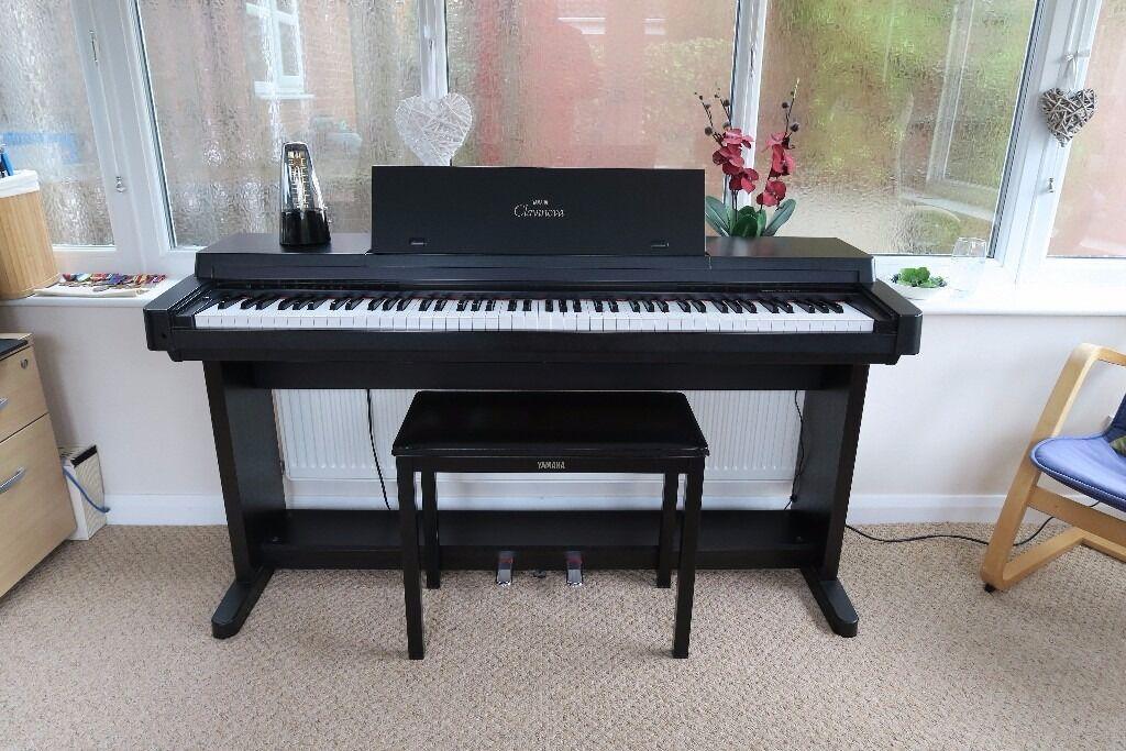 Yamaha Clavinova Clp  Piano Awm