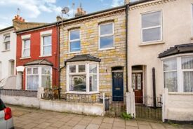 FOUNTAIN ROAD, SW17 - A THREE BEDROOM TERRACED HOUSE WITH PRIVATE GARDEN IN TOOTING - VACANT NOW