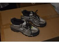 steel toe capped trainers