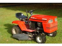 Ride-on Garden Mower/Tractor