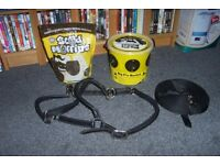 Horse Bridle, Training lead, Big Fly bucket and Stud muffins horse treats, all seem new.