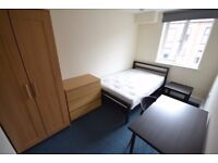 Double room 2 x bathrooms Hyson Green Nottingham All bills included NO FEES Monthly contract