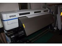 Large Format Printer, Computer and Sign lab 9.1 ....Epson SC30600. Excellent cond