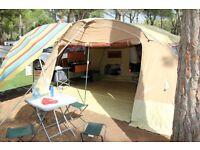Raclet Safari Tent