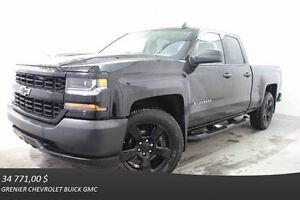 2016 Chevrolet SILVERADO 1500 4WD DOUBLE CAB EDITION BLACKOUT 4X