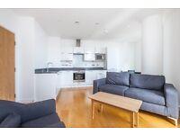 2 Bed 2 Bath Flat to Rent in Stratford Halo - 41st Floor - Gym + 24hr Concierge