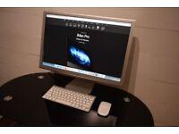 "Apple Cinema HD Display 23"" - Like new - Boxed - Power Supply"