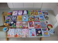 Collection of 39 Childrens DVDs