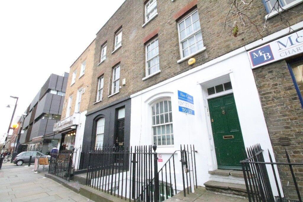 Stunning 2 bedroom flat in Whitechapel E1