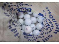 pickup golf balls
