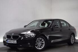 BMW 3 SERIES 2.0 320D EFFICIENTDYNAMICS BUSINESS 4d 161 BHP (black) 2013