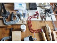 Full Working Jewellery Studio Equipment and Materials Clearance