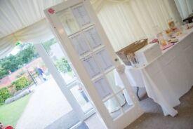 Table Plan - Wedding