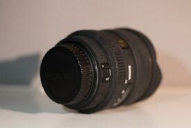 Sigma 12-24mm DG lens