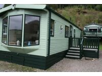 £3300 deposit and £258/month will buy this stunning holiday home at Drimsynie,loch goil,1hr to G'gow