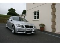 BMW 320i M SPORT SALOON, LOW MILEAGE, FANTASTIC CONDITION, ALL LEATHER INTERIOR, £4750 ono