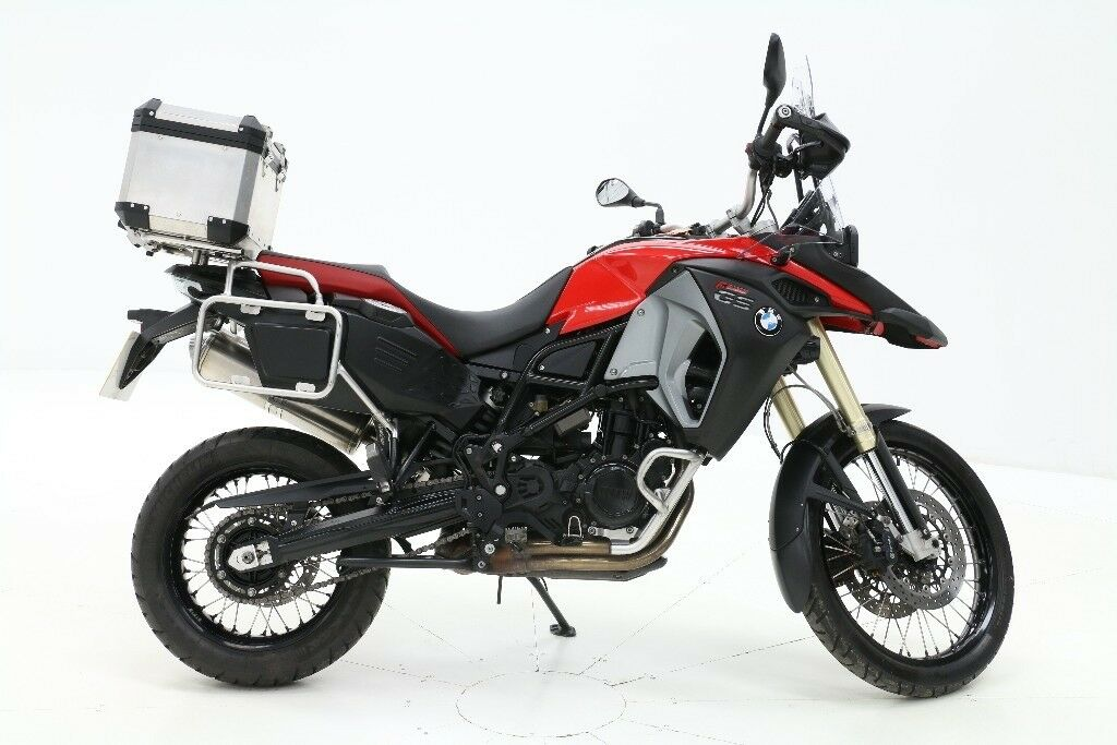 2013 Bmw F800gs Adventure T With Extras Bmw Premium Selection