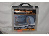 Pair of AutoSocks to suit tyre size 205/55/R16