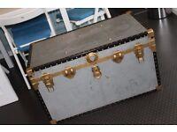 Art Deco Box / coffee table