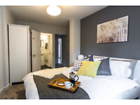 Modern Room With En-suite in 2 Bedroom Flat, B17