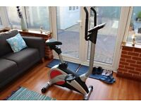 Exercise Bike, Totally Unused, Excellent Condition, Can deliver within 20 Miles, £130