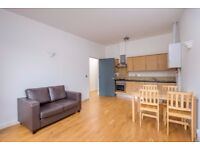-£295pw-N7 Highburry-Islington -Holloway Road-LARGE 1 BEDROOM APARTMENT IN CONVERTED WAREHOUSE -